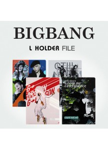 [BIGBANG] L HOLDER FILE (10pcs)