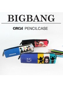 [BIGBANG] PVC Circle Pencil Case