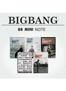 [BIGBANG] BB MINI NOTE (5pcs)
