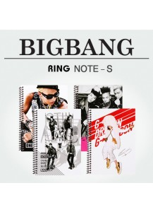 BIGBANG RING NOTE - S (5pcs)