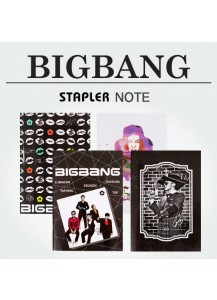 [BIGBANG] STAPLER NOTE (5pcs)