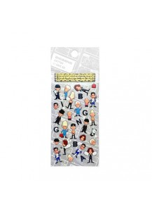 BIGBANG - ARTTOY STICKER