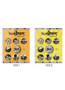 [Block B] Canned Button Set (Random)