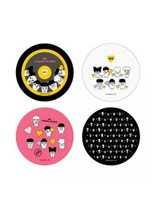 HIP HOP MONSTER Mouse Pad 5PCS