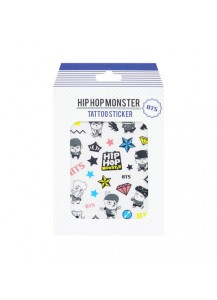 HIP HOP MONSTER - TATTOO STICKER