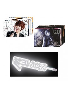 [MBLAQ] Light Stick + Postcard 2 Set LIMITED QUANTITY!