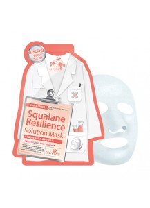 [Dewytree] Squalane Resilience Solution Mask (27g/10 sheets)