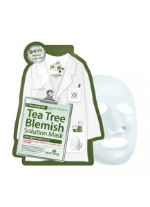 [Dewytree] Tea Tree Blemish Solution Mask (27g/10sheets)
