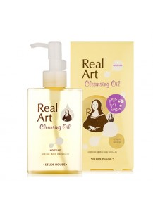 [etude] Real Art Cleansing Oil Moisture