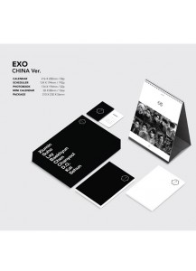 EXO (China Ver) - 2016 SEASON`S GREETINGS