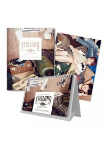 FTISLAND - 2015 SEASON`S GREETINGS (Desk Calendar+Schedule Note+Poster)
