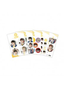 GOT7 - GOT7 PURE SEASON 2 PART.1 Sticker SET (5pcs)