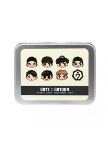 GOT7 - GOTOON STAMP SET