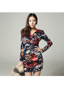 Colorful Pattern Onepiece