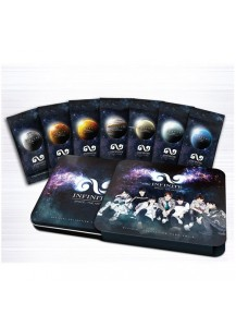 INFINITE-OFFICAL COLLECTION CARD VOL.2 (STAR CARD/Limited Edition)