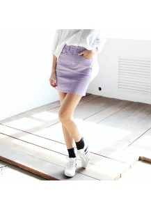 Basic Cotton Skirt