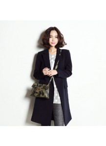 Simple Classic Long Jacket
