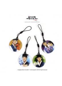 [JYJ] Sungkyunkwan Scandal - Mobile Phone Mirror Strap