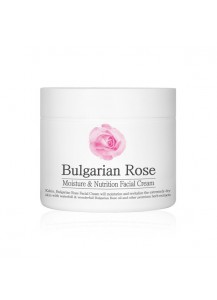 Bulgarian Rose Moisture & Nutrition Facial Cream 300ml [Kskin]