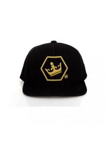 [LEE MIN HO] SNAP BACK CAP(BLACK) - Official Goods
