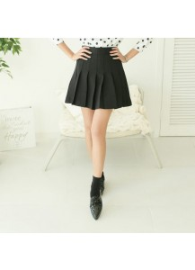 Classic Pleated Skirt