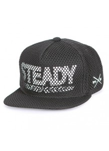 STEADY MESH CAP (TM14FBC11)