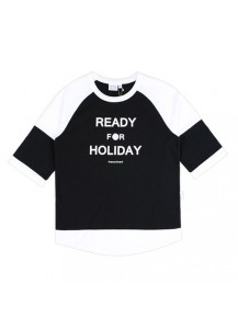 [thepartment] Holiday 5 Cut Hocket T-shirt-6th reorder