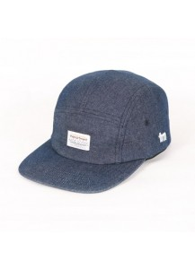 [thepartment] DENIM CAMP CAP NAVY