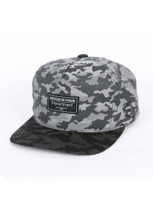 [thepartment] JACQUARD CAMO 5 PANEL CAP