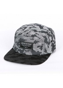 [thepartment] JACQUARD CAMO CAMP CAP