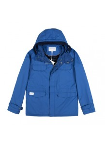 [thepartment] GREEN HILL MOUNTAIN JACKET NAVY