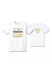 VIXX - T-Shirts(white) (Concert Official Goods)