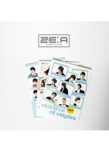 ZE:A Point Notes - 3 kinds set