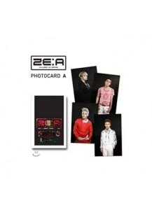 [ZE:A] Photo Card A