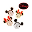 [Authentic Disney] *92.5% Silver POST* Mickey & Minney earrings
