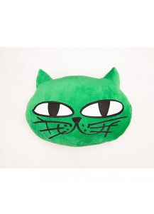 [2PM] OKCAT FACE CUSHION - OK TAC YUN CAT CHARACTER [Official MD Goods]/OKCAT クッション