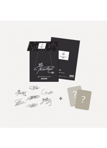 GOT7 - SIGNATURE NECKLACE