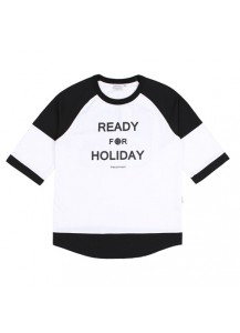 [thepartment] HOLIDAY 5CUT HOCKEY T-SHIRTS